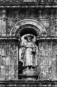 Galicia Photo Prints - Saint James the Great Print by James Brunker
