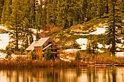 Mick Burkey - Salmon Lake Lodge