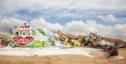 Salvation Originals - Salvation Mountain by Hugh Smith