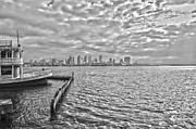 San Diego Bay Print by Baywest Imaging