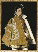 Youthful Photos - Sanchez Coello, Alonso 1531-1588 by Everett