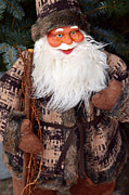 Christmas Decoration Originals - Santa Claus by Tommy Hammarsten