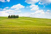 Chianti Hills Prints - Scenic Tuscany Print by JR Photography