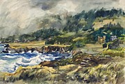 Hazel Stitt - Sea Ranch California