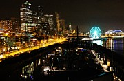 Ronald Hanson - Seattle Ferris Wheel