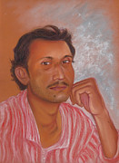 Prakash Leuva - Self Portrait