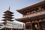 For Ninety One Days - Senso-Ji Temple In Tokyo