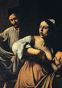 Seven Works Of Mercy, 1606 - 1607 Print by Michelangelo Merisi da Caravaggio