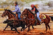 Western Western Art Photo Prints - Shes The Real Deal Print by Robert Albrecht
