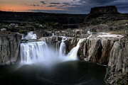 Mark Duffy - Shoshone Falls Twin...