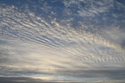 Wolken Prints - Sky Holland Print by Ronald Jansen