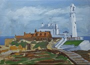 Fred Urron - St Marys Lighthouse