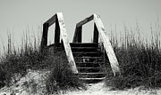 Panama City Beach Fl Prints - Stairway To Heaven Print by Debra Forand