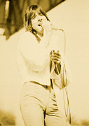 Concerts Prints - Steve Perry of Journey at Day on the Green-Initial Release-Special Limited Sale Price  Print by Daniel Larsen