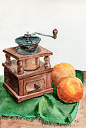 Antiques Paintings - Still Life - Study by Masha Batkova
