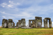 Bronze Photos - Stonehenge by Joana Kruse