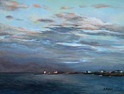 Eileen Patten Oliver - Straitsmouth Island Light