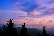 Williams Photos - Summer Solstice Sunrise Highland Scenic Highway by Thomas R Fletcher