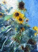 Jing Jennifer Wu - Sunflower