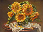 Dusan Vukovic - Sunflowers