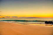 Kelly Wade - Sunrise Keawakapu Beach