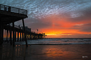 Yefim Bam - Sunset at Pismo Beach...