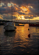 Pete Hemington - Sunset at Teignmouth