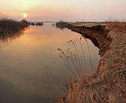 Vitaliy Gladkiy - Sunset  river panorama