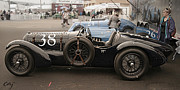 Curt Johnson - Talbot Lago 26 Ss Profile
