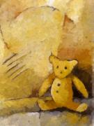 Teddy Paintings - Teddy by Lutz Baar