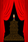 Spiritual Art Works Posters - The Beatitudes Poster by Emanuel Asante Jr