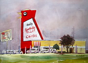 Cobb Originals - The Big Chicken by Kathy Rennell Forbes