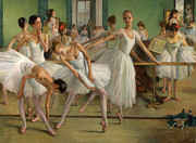 Serguei Zlenko - The Dance Class 1874-2013