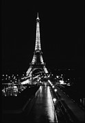 Harold E Mccray Posters - The Eiffel Tower-II Poster by Harold E McCray