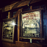Grist Mill Digital Art - The Great Darke County Fair by Natasha Marco