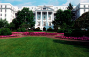 West Virginia Photos - The Greenbrier by Thomas R Fletcher