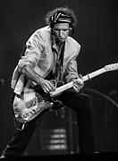 Keith Richards Photo Framed Prints - The Rolling Stones Framed Print by Peter Aitchison