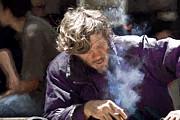 Sheila Smart - The smoker
