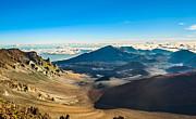 Jamie Pham - The summit of Haleakala Volcano in Maui.