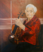 Sharon Schultz - The Violin