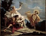 1696 Posters - Tiepolo, Giovanni Battista 1696-1770 Poster by Everett