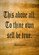 Roz Abellera - To Thine Own Self Be True