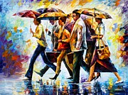 Leonid Afremov - Today I Forgot My...