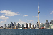 Nick Jene - Toronto City Skyline