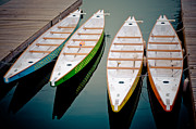 Dragonboat Posters - Tranquility Poster by Craig Roberts