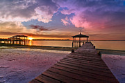 Sebring Photos - Tranquility by Debra and Dave Vanderlaan