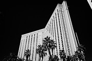 Treasure Island Framed Prints - treasure island hotel and casino Las Vegas Nevada USA Framed Print by Joe Fox