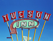 Tucson Art - Tucson Inn by Matthew Bamberg