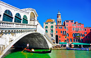 Town Photos - Venice by JR Photography