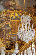 Riches Art - Versailles Ceiling by Brian Jannsen